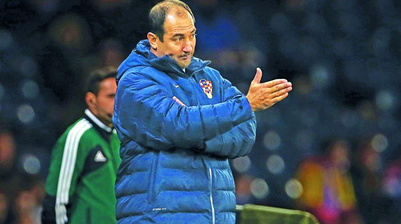 Stimac had summoned a list of 35 players for the preparatory camp in Mumbai which kicked off on June 25. (Photo: AFP)