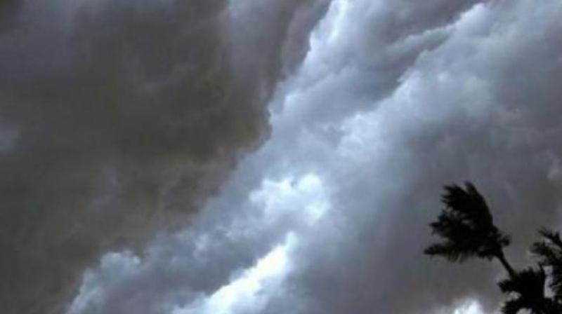 andhra pradesh imd forecasts heavy rain possibly cyclone