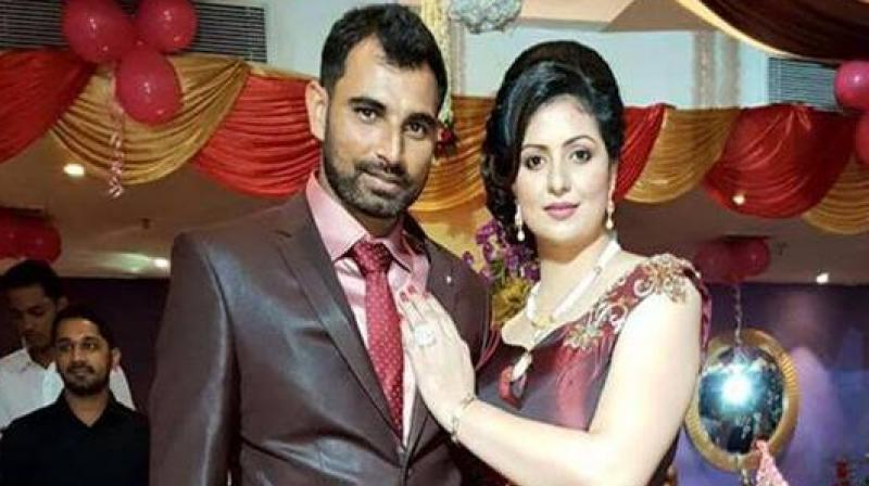 An FIR has been lodged against cricketer Mohammed Shami on Friday after a written complaint was filed by the fast bowler's wife.(Photo: Facebook)