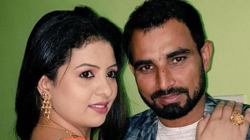 Mohammed Shami's wife questions Facebook's decision of blocking her account