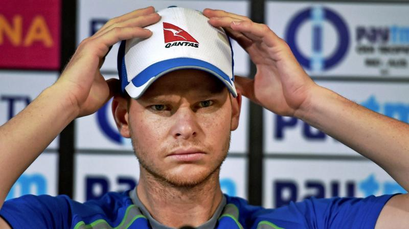 Smith, serving a one-year ban from international cricket and Australia's domestic Sheffield Shield and Big Bash League, had signed for Comilla Victorians to play in the next edition of the BPL starting on January 5. (Photo: PTI)