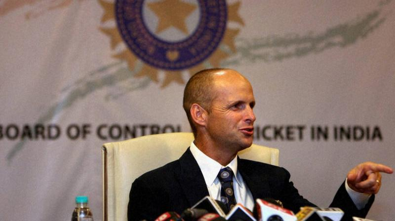 However, a cloud of uncertainty remains over Kirsten's appointment as the South African is not keen on giving up his plum job with Indian Premier League franchise Royal Challengers Bangalore. (Photo: PTI)