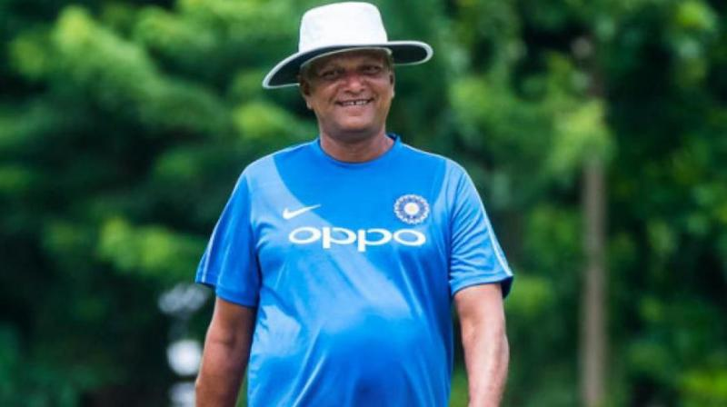 Former opener WV Raman appointed India women's cricket team coach