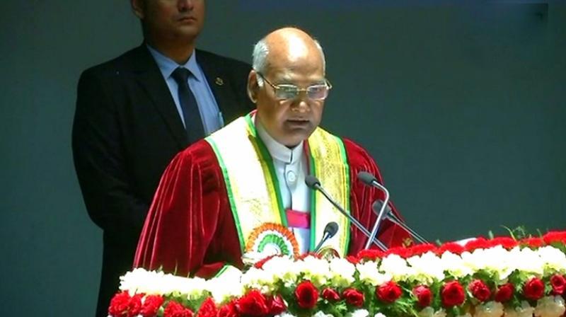 Crimes Against Children, a Deep Concern: President Kovind