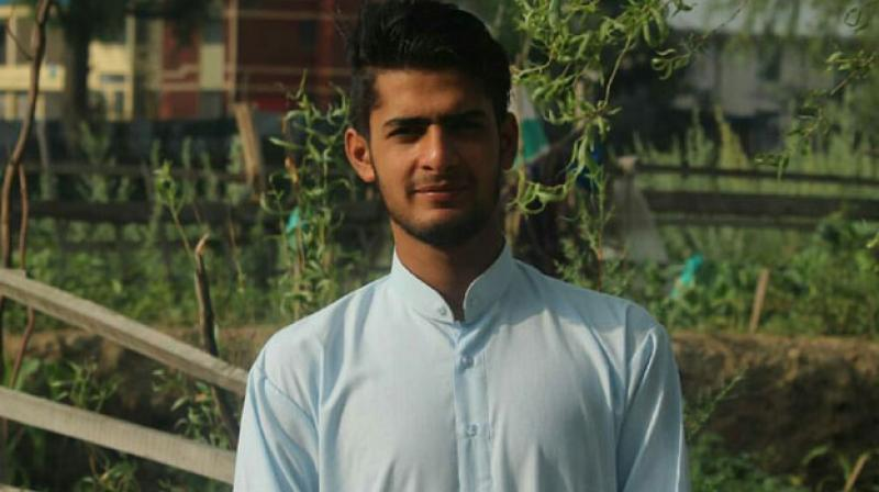 Afzal Guru's son scores high in class XII exam