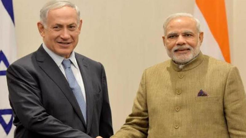 The commitment is in addition to the India-Israel Industrial R&D and Technological Innovation Fund of USD 40 million over five years. (Photo: PTI/File)