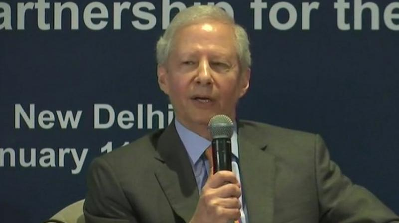 Working to ensure 'leading power' India's membership in NSG: US envoy