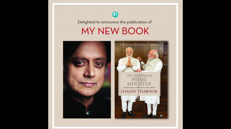 Tharoor S New Book On Pm Is Not Just Floccinaucinihilipilification
