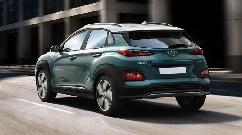 The all-electric SUV is scheduled to go on sale starting 9 July 2019.