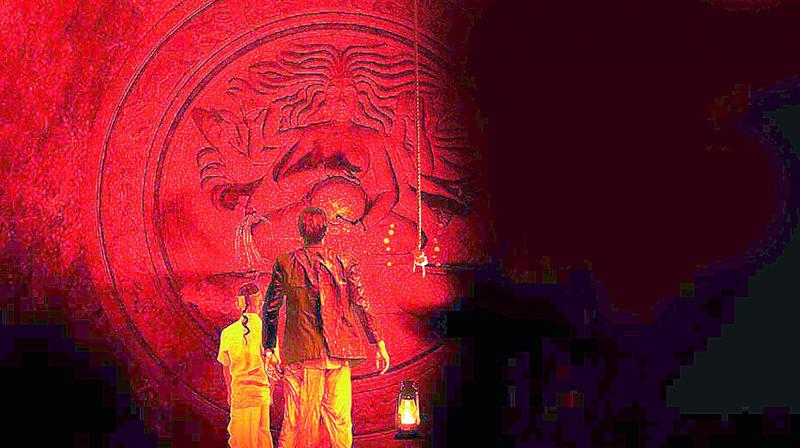Eros International's upcoming release, Tumbbad, is a mythological horror film based in Pune, in the 1930's.