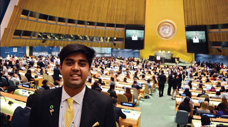 Sankalp Mohan Sharma