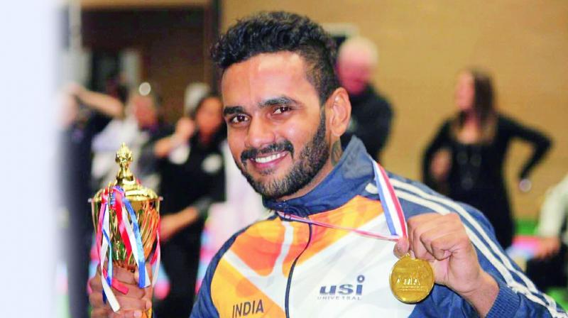 Cherupalli Vivek Teja