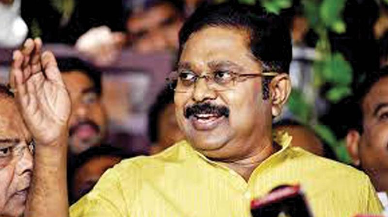Last year, the Delhi Police had filed a chargesheet against 9 persons including Dinakaran in the Patiala House Court. (Image: File)