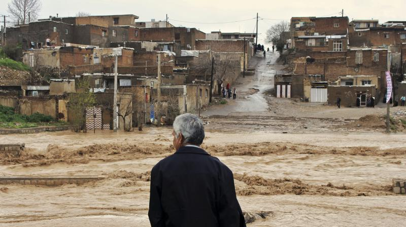 A total of 57,700 people, residents of 50 villages in Demdema block and over 66,400, residents of 104 villages in Selsella block have been affected due to the floods, they said. (Photo: AP I representational)