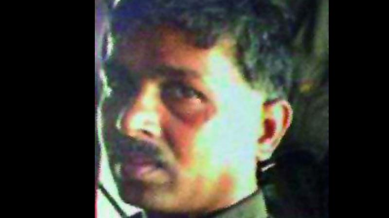 Maoist leader Narasimha Reddy alias Jampanna surrenders