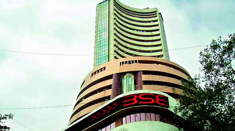 The rupee closed 21 paise stronger at 69.44 per the dollar while Brent crude traded at $62.42 per  barrel.