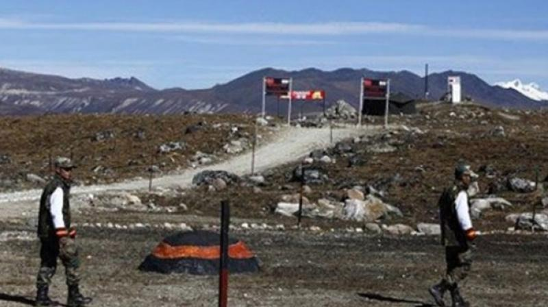 The rapid construction along the India-China border over the last few years has changed the military dynamics in the region.  (Photo: File)