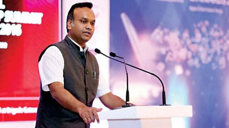 Minister for Tourism, IT and BT Priyank Kharge