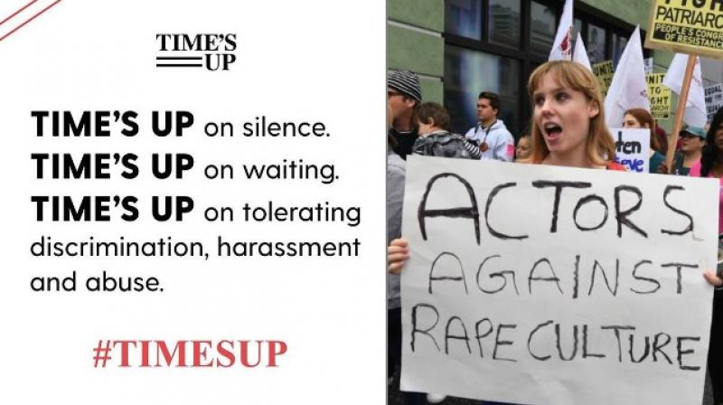 The initiative comes after the #Metoo campaign which took social media by storm last year