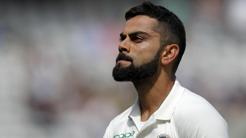 Recently, the right-hand-batsman achieved a personal milestone by becoming the seventh India batsman and the first since Sachin Tendulkar in June 2011, to top the ICC rankings for Test Batsmen. (Photo: AFP)