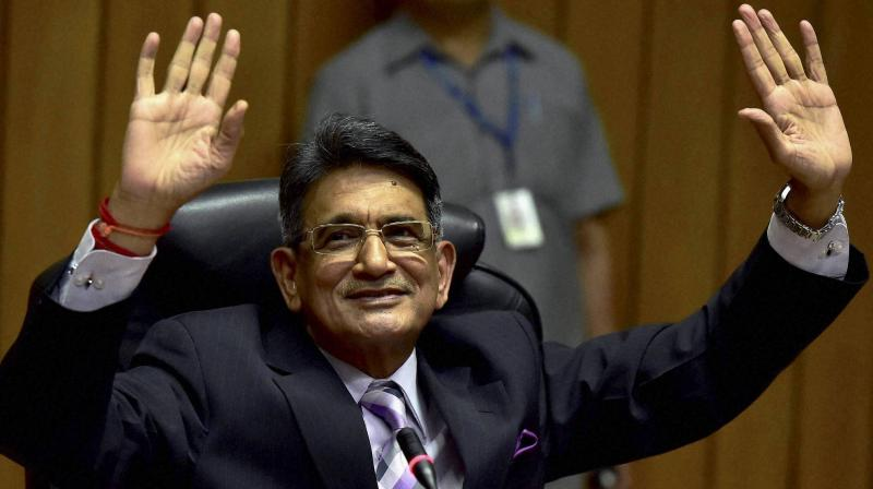 He further said that the idea of Lodha panel recommendation was to break the monopoly of office-bearers who have been long in power. (Photo: PTI)