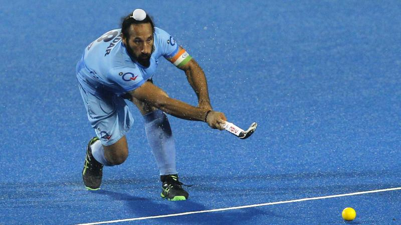 Sardar's long-time India teammate Manpreet concurred with his view on Harendra. (Photo: AP)