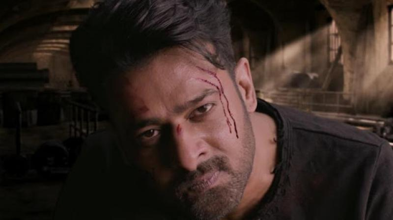 'Excited To Enter New Action World Saaho': Prabhas Shoots