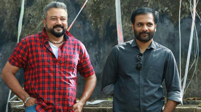 After the script for Achayans, Sethu is ready for his debut directorial, with Mammootty.
