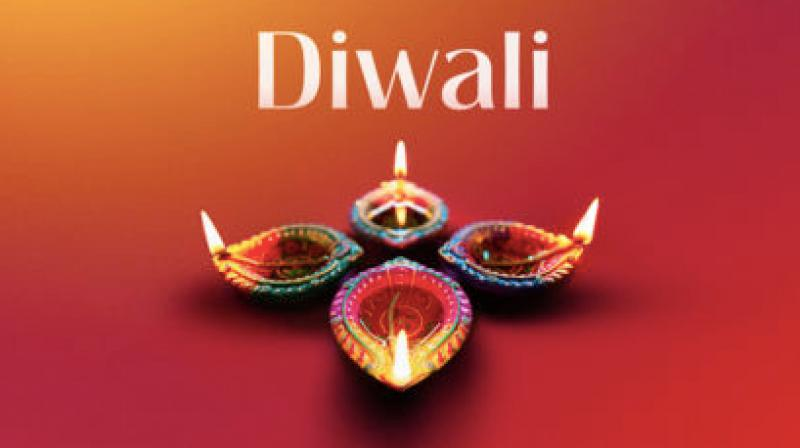 Diwali is a time for friends and families to 'come together' to celebrate and Apple wants to play a role in your life.