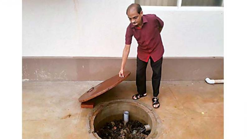 Mangaluru Netravathi Activist Saves Water At Home