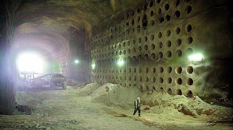 Underground cemetery near Jerusalem 31