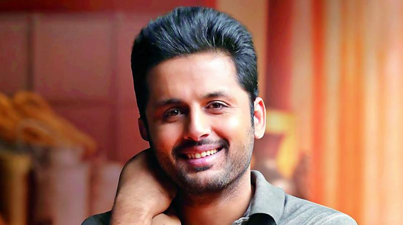 The producer has recently announced his next project, Srinivasa Kalyanam, to be directed by Satish Vegnesa of Sathamanam Bhavathi fame, starring Nithiin.