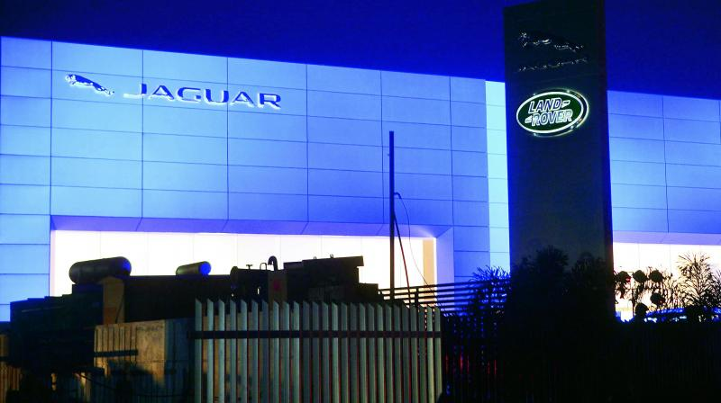 Tata snapped up JLR from Ford Motor Co., and steelmaker Corus Group Plc in 2007 for $12.9 billion in one of the biggest purchases by an Indian company, shedding the group's once-staid image. (Photo: DC)
