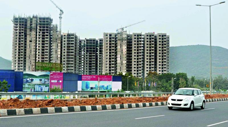The AP government announced starting of Amaravati works from January 2108 in view of getting permissions from the National Green Tribunal, hence the pooled farmers and realty sector are expecting development of villages of Amaravati into towns and cities in the coming days. (Representational Image)