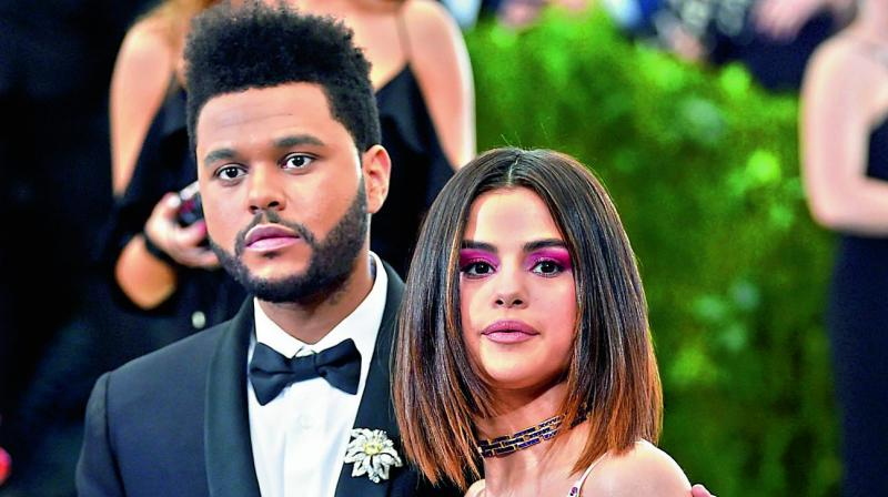 The Weeknd deletes Instagram posts featuring Selena Gomez