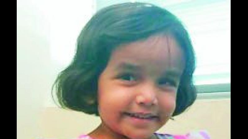 Doctor: Sherin Mathews, 3, Showed Signs Of Abuse