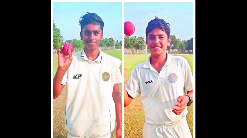 T. Rohan and Trishank Gupta