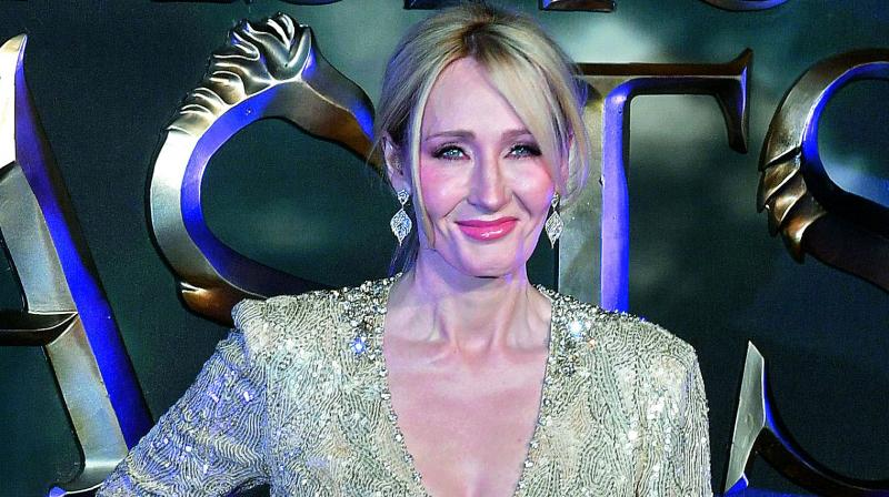 JK Rowling responds to Depp casting critics