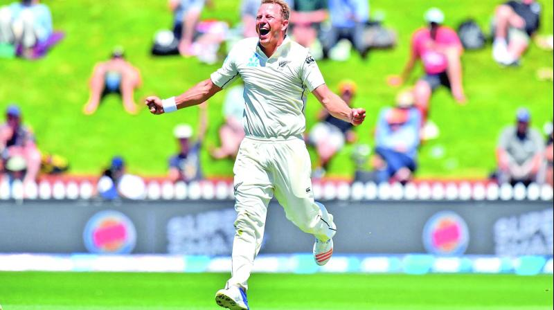 Wagner is now the top-ranked bowler from his country but Boult has also gained one slot to reach the seventh position after taking seven wickets in the victory in Wellington. (Photo: File)