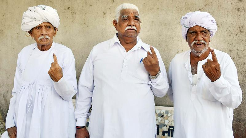 Modi urges youngsters to cast vote in Gujarat