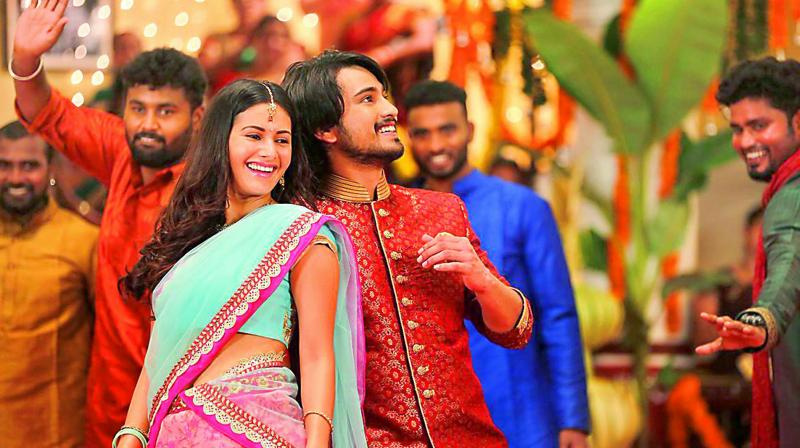 Rajugadu is complete except for two songs and the lead pair, Raj Tarun and Amyra Dastur, will be leaving for Thailand for shooting the songs.