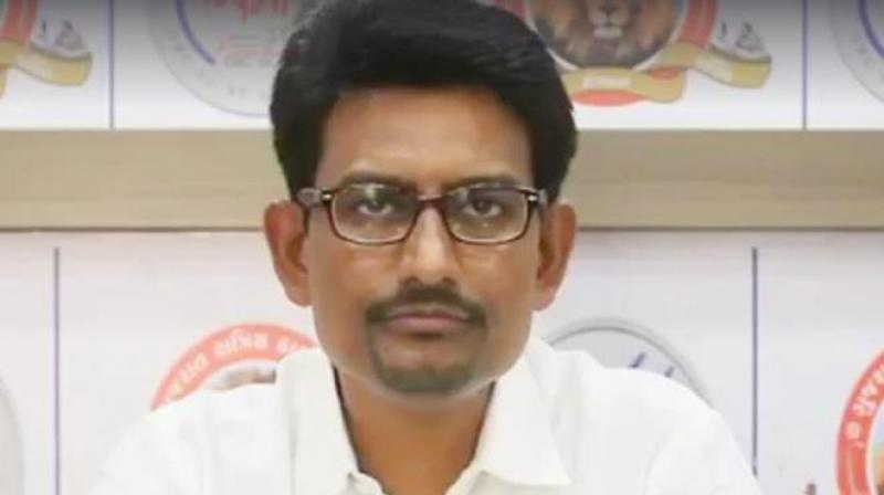 The Congress was 'ignoring' the Thakor Sena while taking important decisions, including selection of candidates for the Lok Sabha polls. (Photo: File/Facebook)
