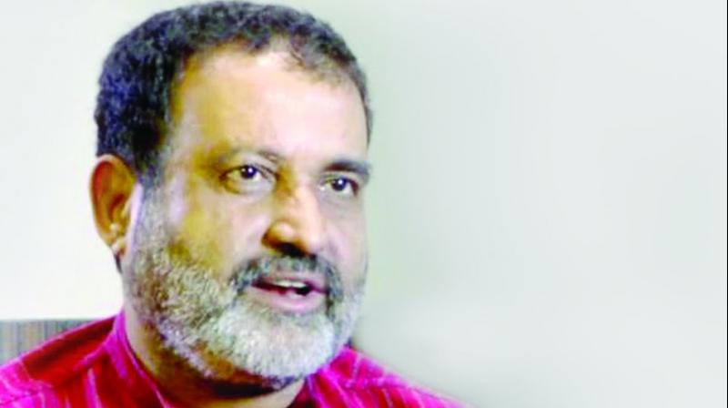 Former Chief Financial Officer of IT major Infosys Ltd, T V Mohandas Pai.
