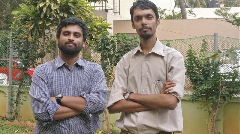 Kuldeep Dantewadia and Gautam Prakash