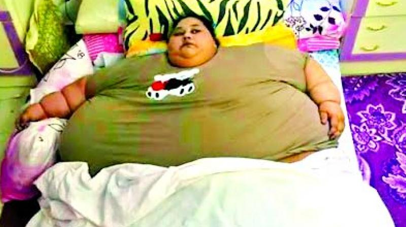 Eman succumbed to co-morbid conditions in Abu Dhabi Hospital in September.