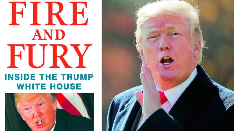 Someone Spoofed Michael Wolff's Book About Trump And It's Comedy Gold