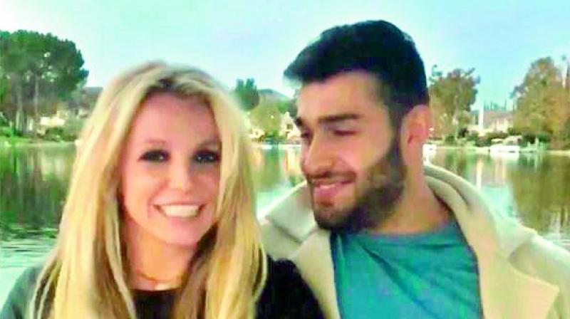 Is Britney Spears Engaged to Sam Asghari?