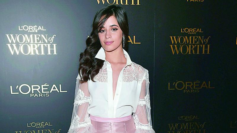 Camila Cabello Breaks a Record with Her Debut Album Release