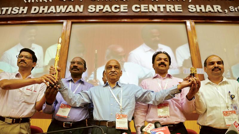Isro launches Cartosat-2 and 30 other satellites