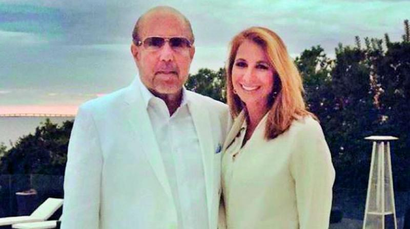 Jill Zarin mourns the death of her husband Bobby Video